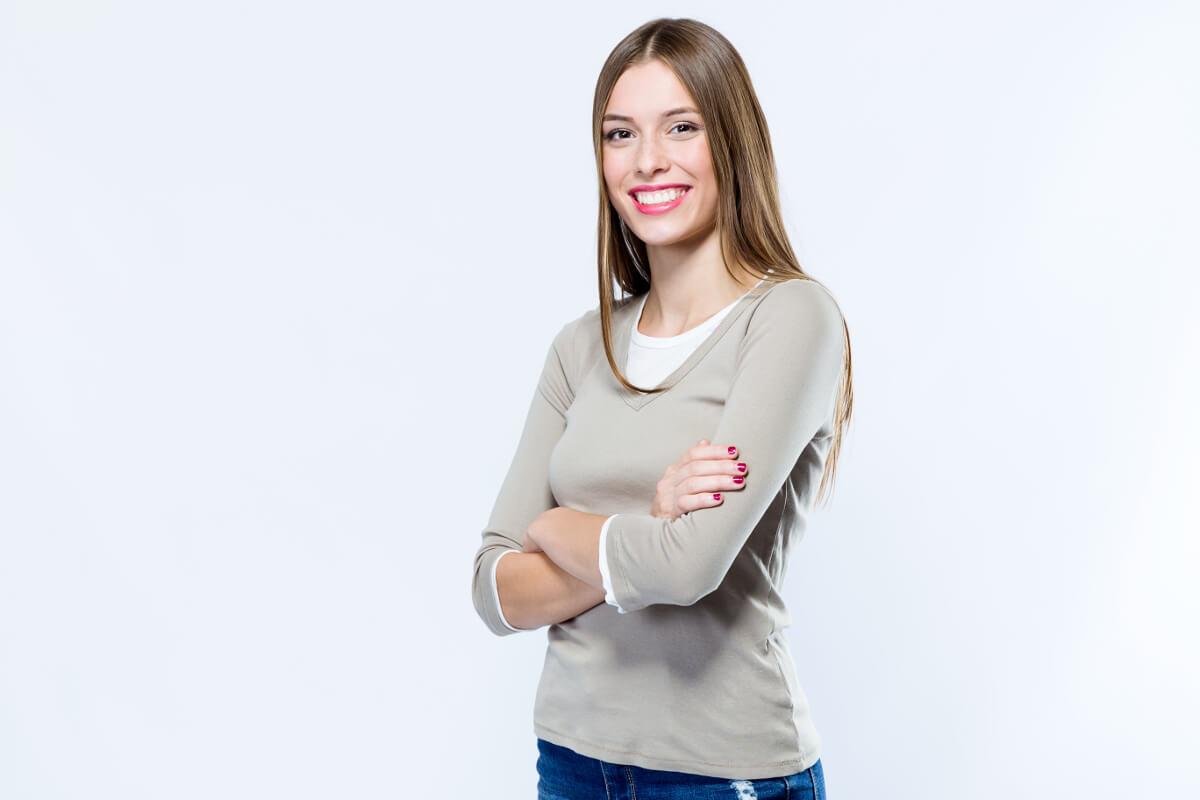 etre confiant et rassurant dans le contact avec la clientèle