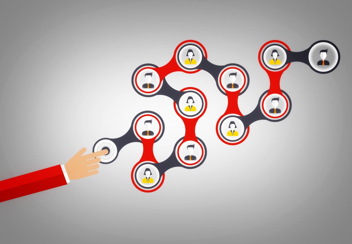 Une page d'accueil efficace et attractive - Mettez en valeur les membres de votre équipe