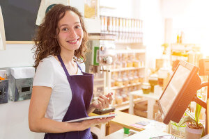 Expert comptable en ligne commerce de proximité