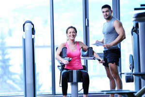 Expert comptable en ligne coach sportif salle de sport fitness
