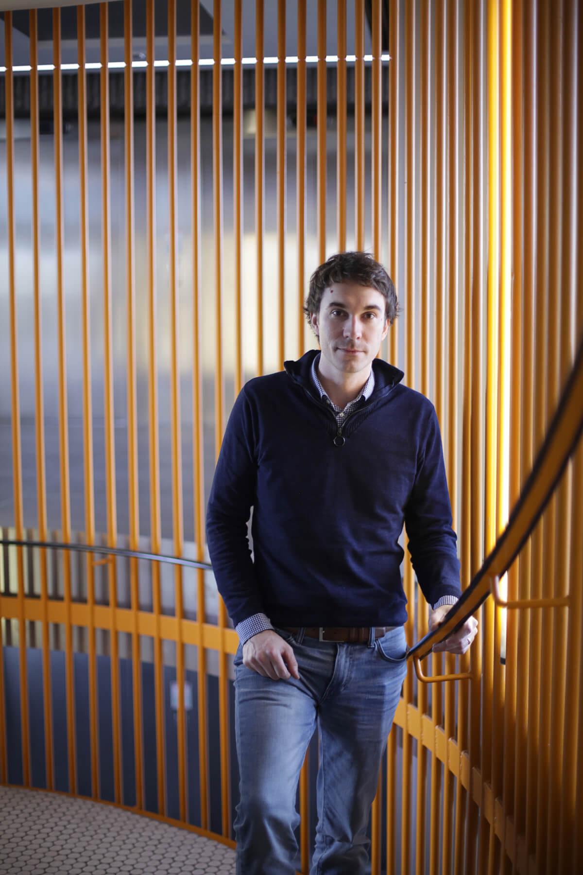 Loïc Deffains - CEO Ünitee