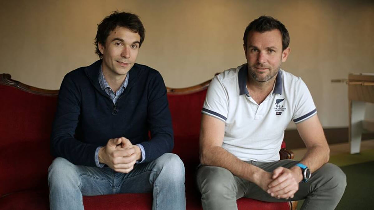 Loïc Deffains & Nicolas Letullier - Co-fondateurs Studio Ünitee