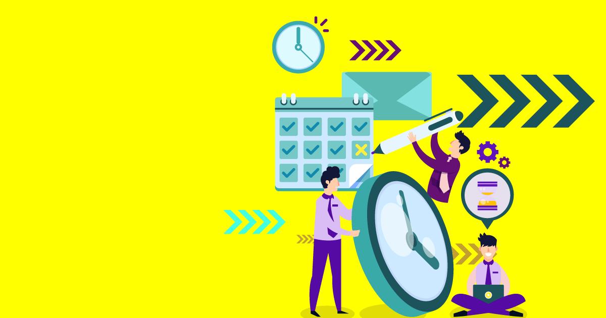 Ne pas laisser les réunions s'éterniser afin d'être plus efficace au travail