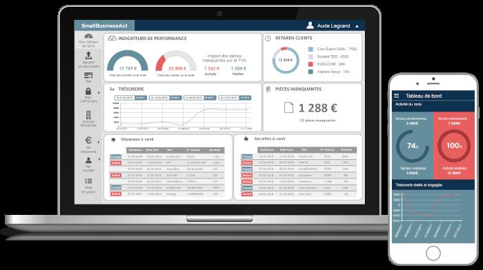 Expertise comptable en ligne, gérez votre entreprise de partout, à n'importe quel moment