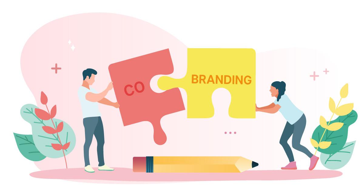 Co-branding / co-marquage : définition, avantages et inconvénients