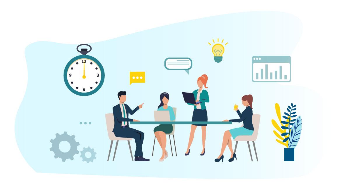Planifier et conduire une réunion de travail