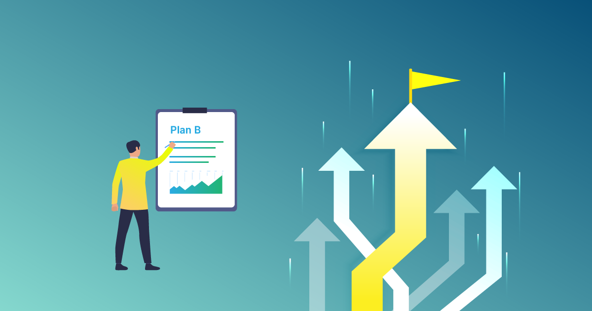 Le plan B peut changer l'avenir de l'entreprise.