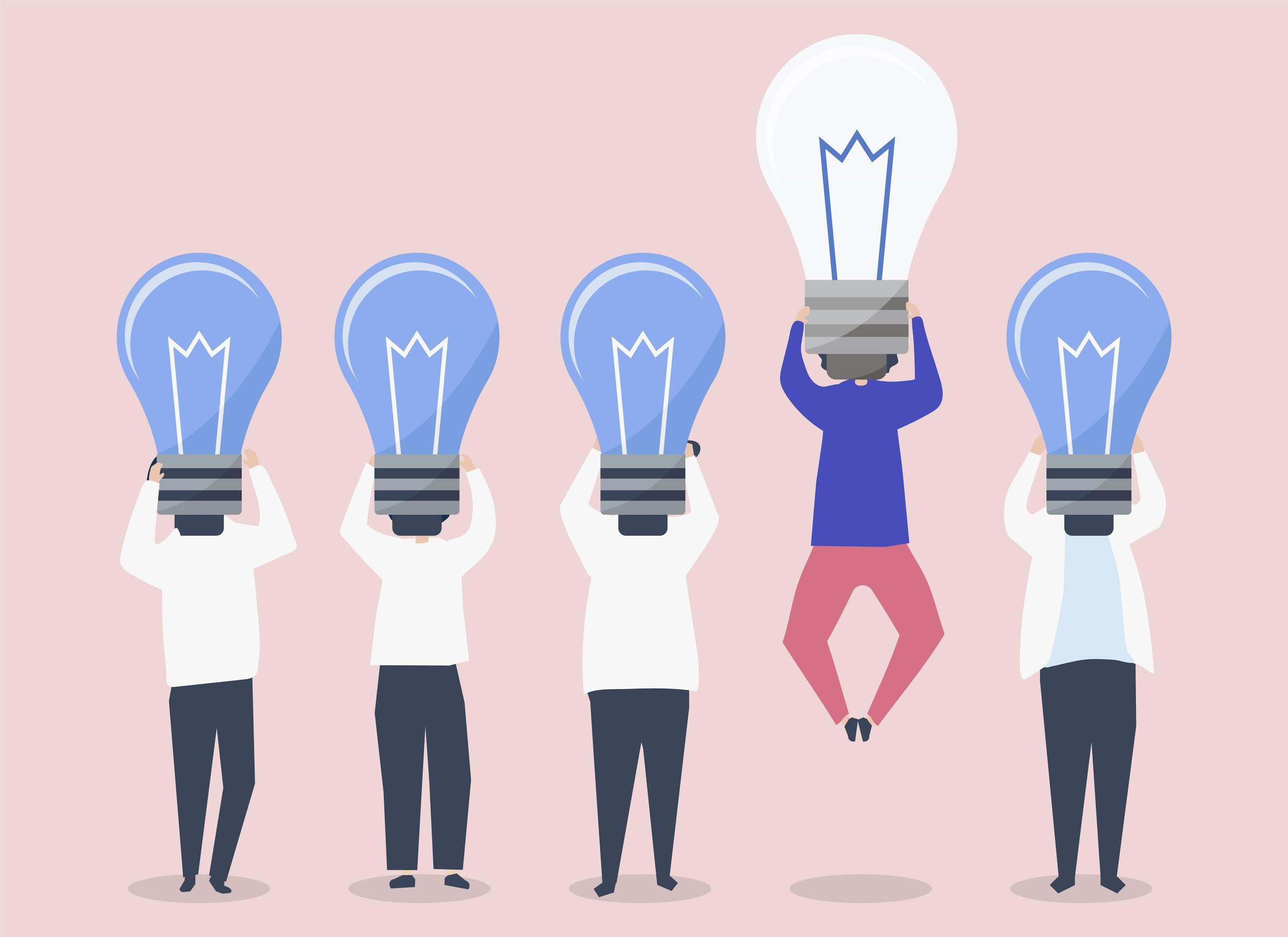 L'intrapreneuriat est une situation gagnante pour l'entreprise dans son ensemble.