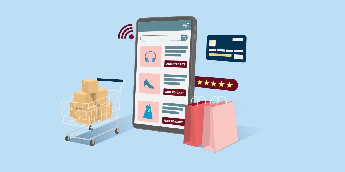 9 tendances du e-commerce révolutionnant le monde du commerce électronique.