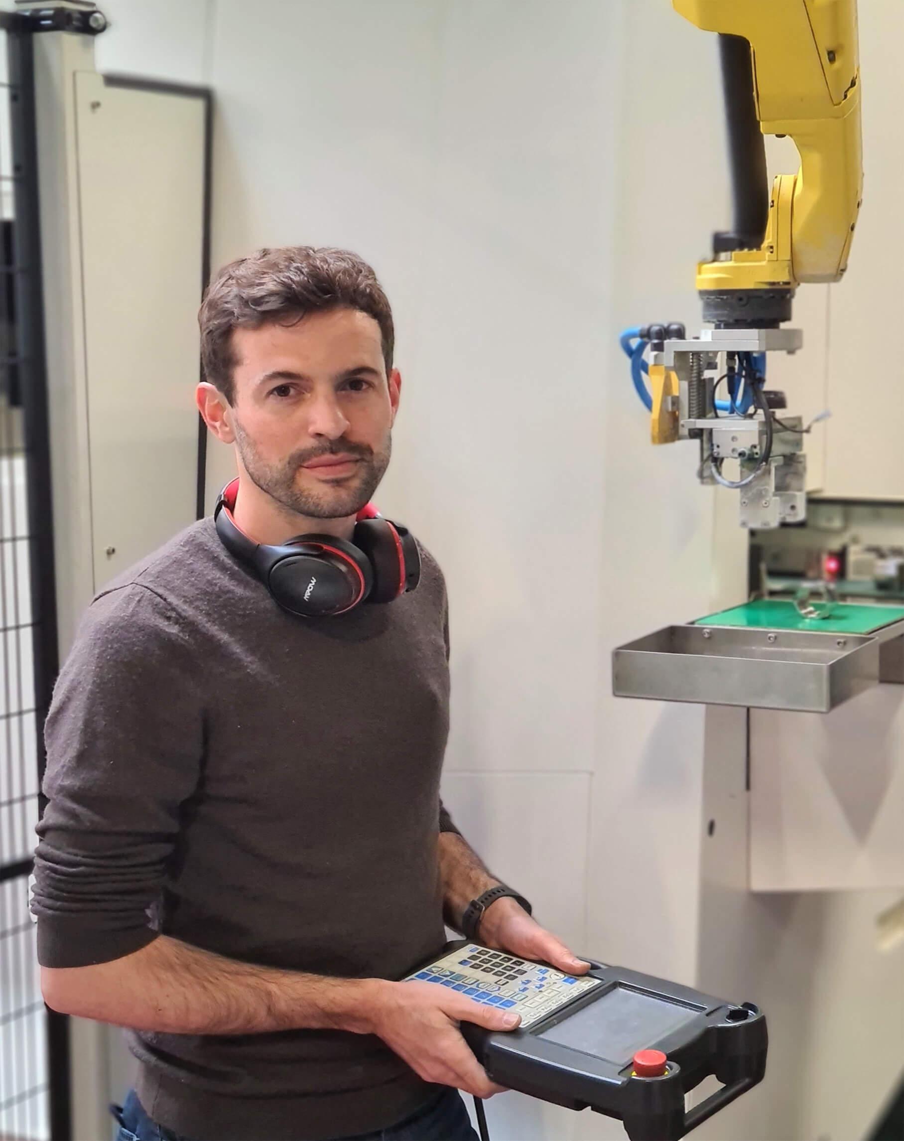 Interview de Franck Plat, fondateur de FP Tech