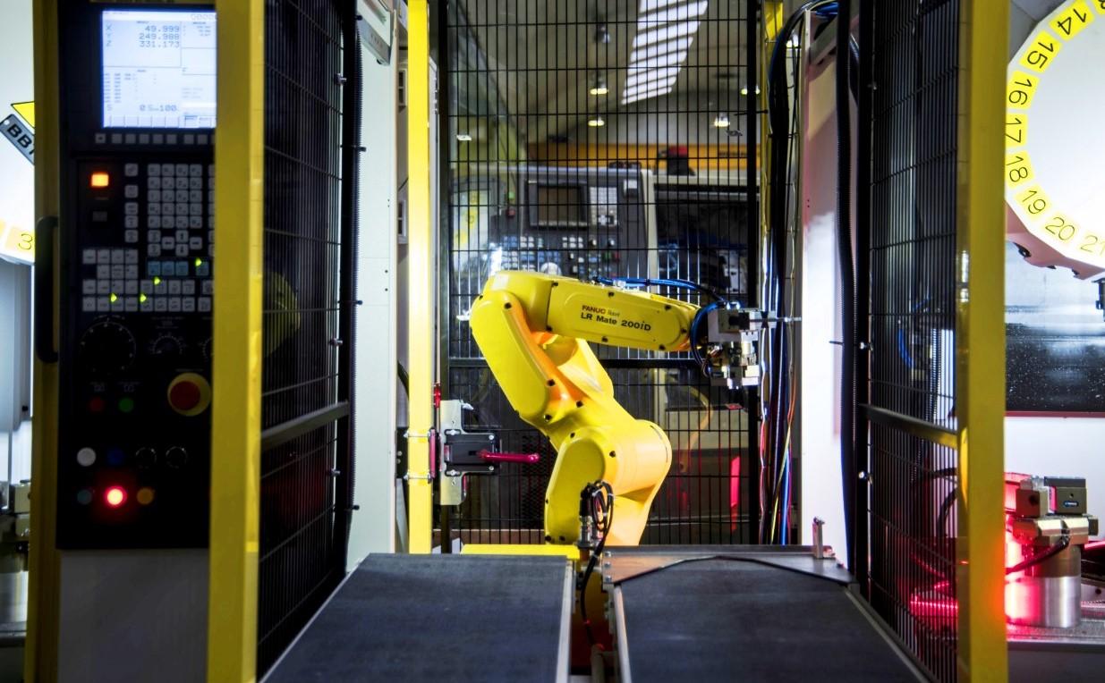 FP Tech : la jeune pousse qui automatise votre usine !