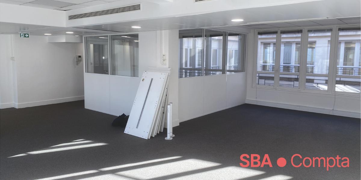 SBA Compta Paris : espace de travail dynamique et organisation digitale