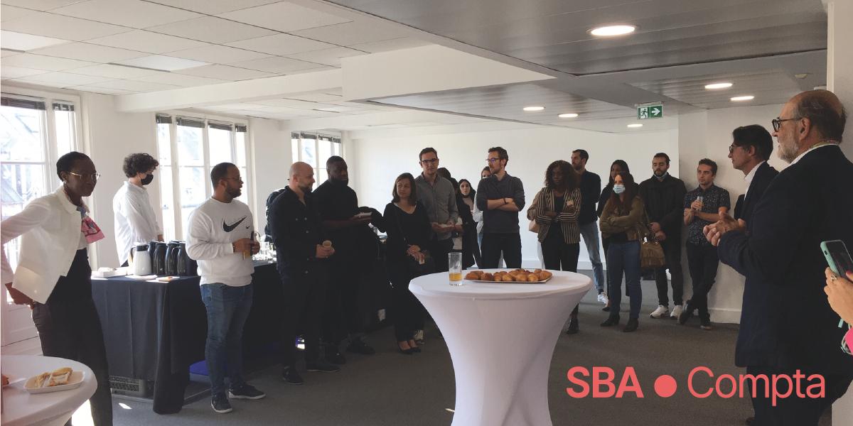 SBA Compta Paris déménage - Cabinet d'expert-comptable en ligne