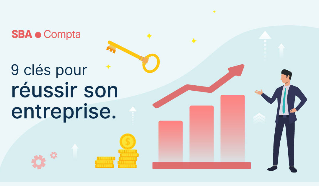 9 conseils pour réussir sa petite entreprise – infographie