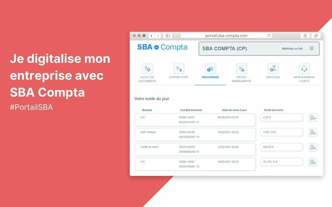 Entrepreneurs :Commentle nouveau portail digital SBA Compta simplifievotre quotidien?