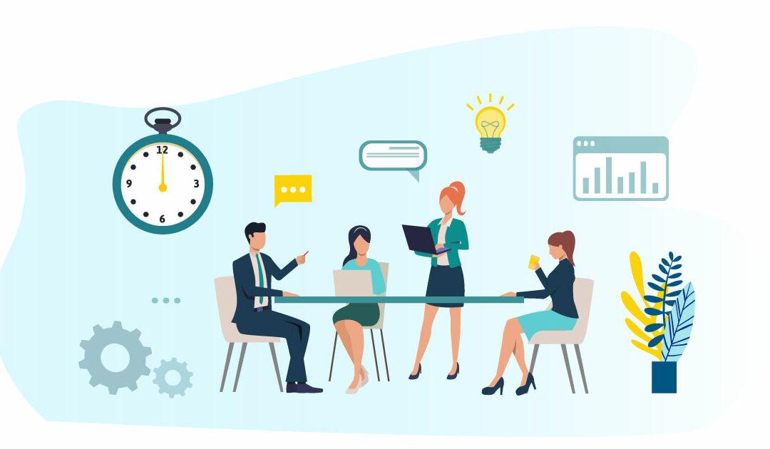 Comment organiser des réunions d'entreprise efficaces ?