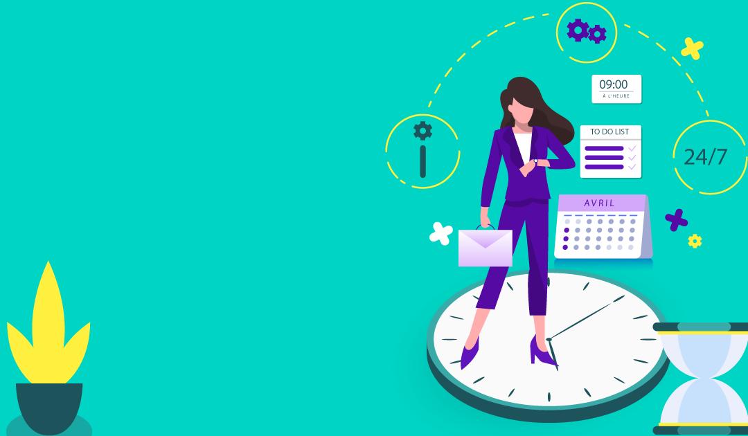 Boostez vos performances ! 7 manières faciles pour gagner en productivité